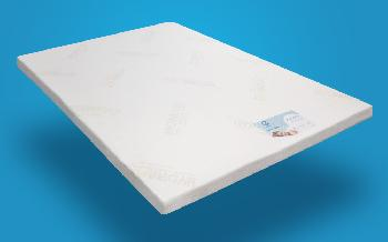 Bodyshape Memory Foam Mattress Topper, Small Double