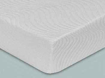 Breasley 2ft 6 Viscofoam 500 Memory Small Single Mattress