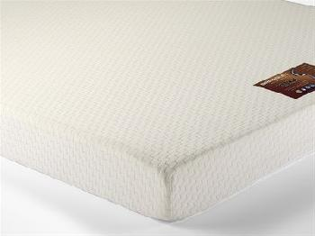 Breasley Bronze Memory 6' Super King Mattress