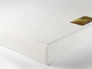 Breasley Gold Memory 6' Super King Mattress