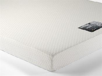 Breasley Silver Memory 6' Super King Mattress