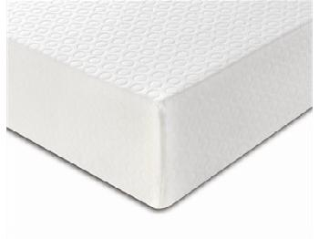 Breasley Viscofoam 500 Non Quilted 2' 6 Small Single Mattress
