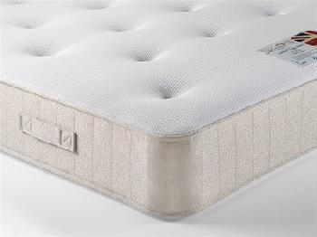British Bed Company Contract Leisure Pocket Three 2' 6 Small Single Mattress