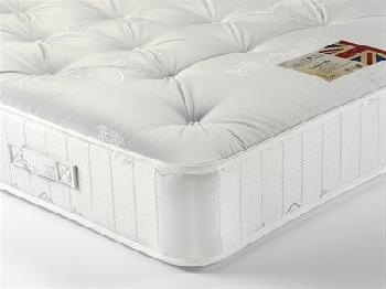 British Bed Company Pocket 1000 6' Super King