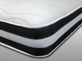 Deluxe 2ft 6 Air Flow Memory Pocket 1000 Small Single Mattress