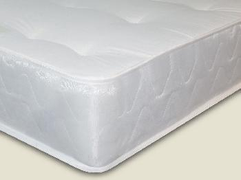 Deluxe 2ft 6 Backcare Small Single Mattress