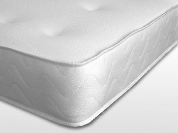 Deluxe 2ft 6 Memory Elite Pocket 1000 Small Single Mattress