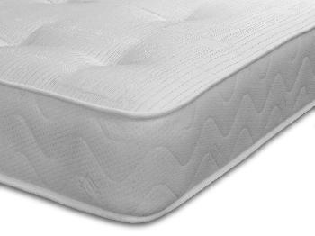 Deluxe 2ft 6 Memory Flex Orthopaedic Small Single Mattress