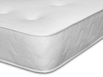 Deluxe 2ft 6 Memory Flex Small Single Mattress