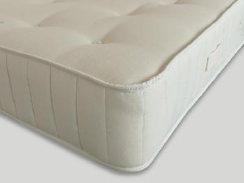 Deluxe 2ft 6 Natural Orthopaedic Firm Small Single Mattress