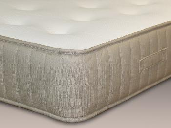 Deluxe 2ft 6 Orthopaedic Memory Pocket 2000 Small Single Mattress