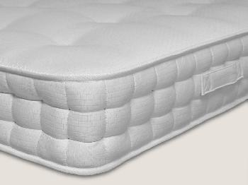 Deluxe 4ft Rennes Pocket 1000 Small Double Mattress