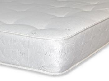 Deluxe 4ft Super Damask Small Double Mattress