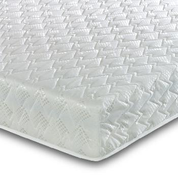 Deluxe Memory Coil Mattress - Small Single