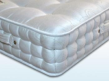 Deluxe Natural Pocket 1000 Single Mattress