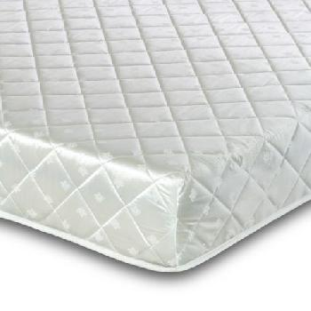 Deluxe Reflex Plus Coil Mattress and Pillows - King