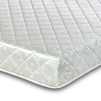 Deluxe Reflex Plus Coil Mattress and Pillows - Single