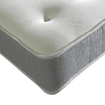 Divine Sleep All Seasons Memory Mattress Small Double
