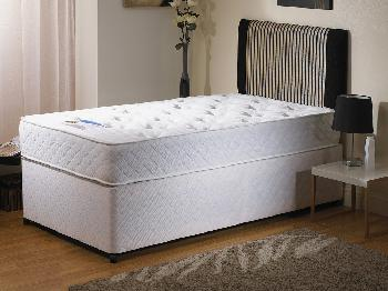 Dura 2ft 6 Healthcare Supreme Small Single Divan Bed