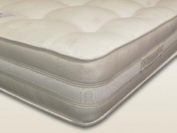 Dura 2ft 6 Supreme Pocket 1600 Small Single Mattress
