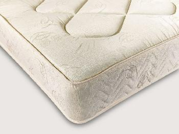 Dura 2ft 6 York Damask Small Single Mattress