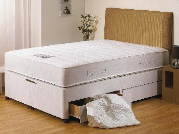 Dura Latex Supreme Super King Size Divan Bed