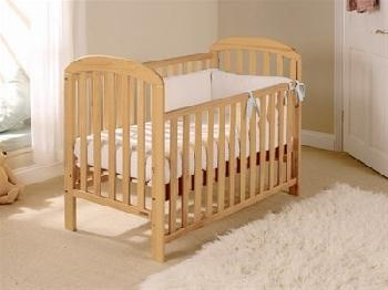 East Coast Nursery Anna Cot (Antique) Cot Bed