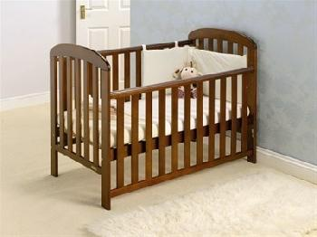 East Coast Nursery Anna Cot (Cocoa) Cot Bed