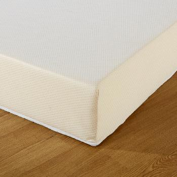 Eco Foam 15cm Memory Foam Mattress Single