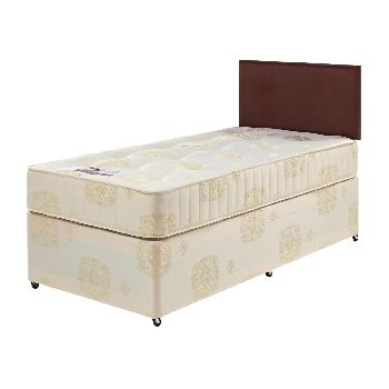 Emperor Ortho Sprung Divan Set Small Double 4 Drawers