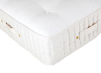 Flaxby Natures Finest 10000 Natural Mattress - 4'6 Double