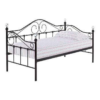 Florence day bed - Black