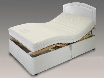 Furmanac 4ft MiBed Perua Electric Adjustable Small Double Bed