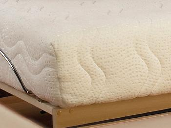 Furmanac MiBed Charlotte Memory 90 x 200 Adjustable Bed Single Mattress
