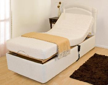 Furmanac MiBed Coolmax Electric Adjustable Single Bed