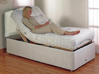 Furmanac MiBed Emily Electric Adjustable Single Bed