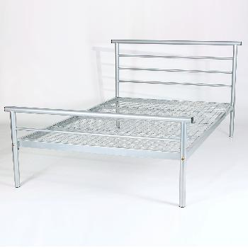 Hercules Metal Bed Frame Double
