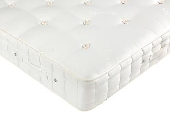 Hypnos Beckett Pocket Sprung Mattress - Medium - 5'0 King