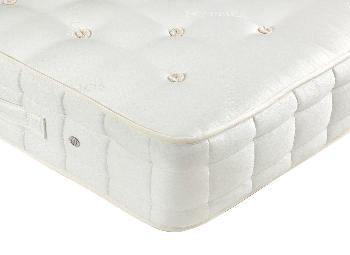 Hypnos Beckett Pocket Sprung Mattress - Medium Soft - 6'0 Super King