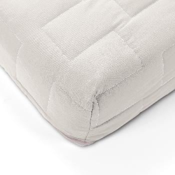 Jazz Coil Sprung Mattress - Double - Cream