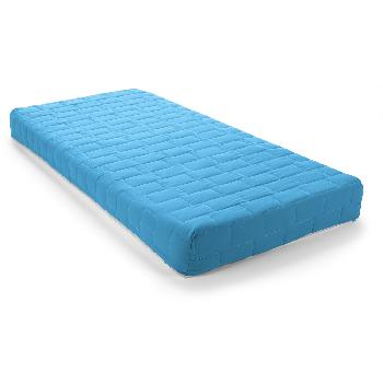Jazz Coil Sprung Mattress - King - Turquoise