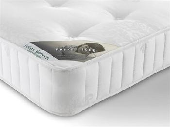 Julian Bowen Elite Pocket 1000 Mattress 5' King Size Mattress