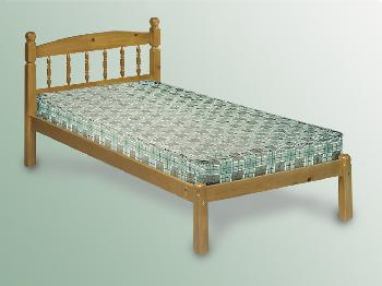 Julian Bowen Pickwick Single Pine Bed Frame