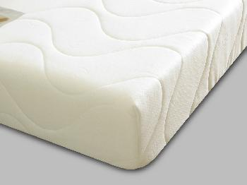 Kayflex 2ft 6 Silver Memory Small Single Mattress