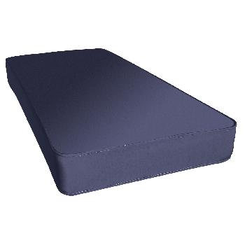 Kidsaw Single Sprung Mattress Blue