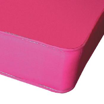 Kidsaw Single Sprung Mattress Pink