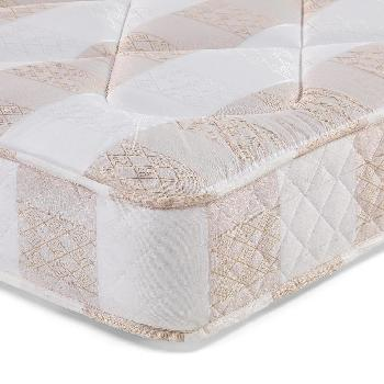 Langdale Deep Quilt Sprung Mattress Small Double