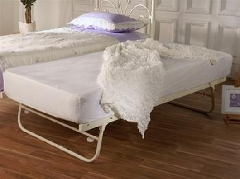 Limelight Lunar Guest Bed 3' Single Ivory Stowaway Bed