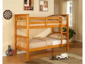 Limelight Pavo Bunk 3' Single Natural Bunk Bed Bunk Bed
