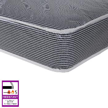 Living Shire Waterproof Mattress Double